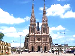 Basílica Luján, Buenos Aires