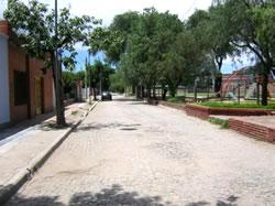Calle Angosta, Villa Mercedes