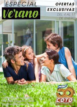 Catálogo Coto en Buenos Aires ( Caduca hoy )