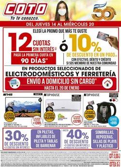 Ofertas de Mas en Coto