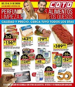 Ofertas de Hiper-Supermercados en el catálogo de Coto en Florencio Varela ( 2 días publicado )