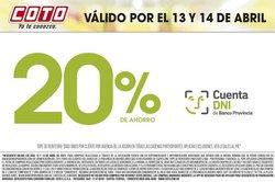Ofertas de Hiper-Supermercados en el catálogo de Coto en Lanús ( Caduca mañana )