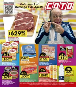 Ofertas de Coto en el catálogo de Coto ( 3 días más)