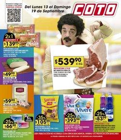 Ofertas de Hiper-Supermercados en el catálogo de Coto ( 3 días más)