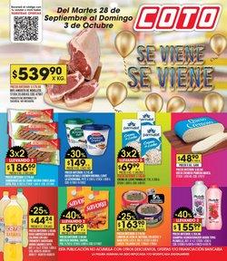 Ofertas de Coto en el catálogo de Coto ( Publicado hoy)