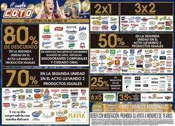 Ofertas de Hiper-Supermercados en el catálogo de Coto ( 2 días más)
