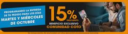 Cupón Coto en Quilmes ( 2 días publicado )