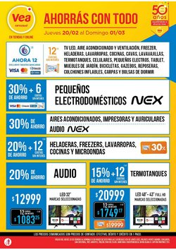 Ofertas de Smart tv en Supermercados Vea