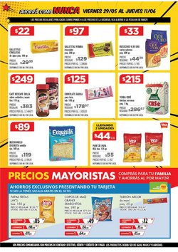 Ofertas de Snacks y frutos secos en Supermercados Vea