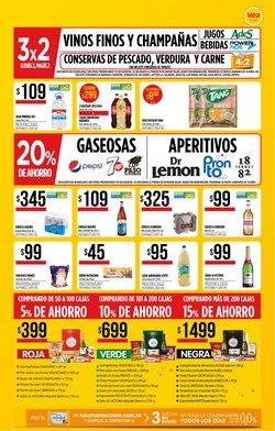 Ofertas de Refresco de cola en Supermercados Vea
