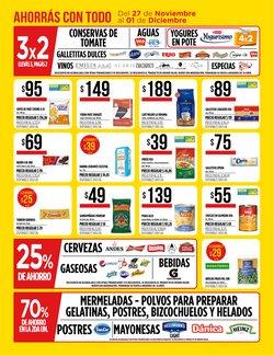 Ofertas de Cafe en Supermercados Vea
