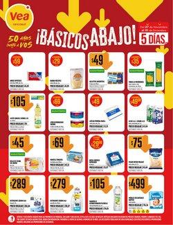 Ofertas de Hiper-Supermercados en el catálogo de Supermercados Vea en Rivadavia (San Juan) ( Caduca mañana )