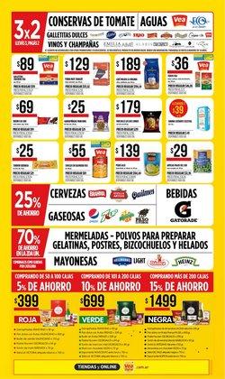 Ofertas de Pepsi en Supermercados Vea