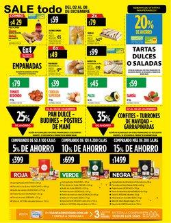 Ofertas de Empanada en Supermercados Vea
