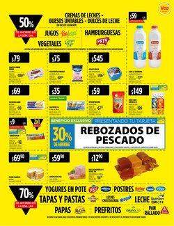 Ofertas de Helados en Supermercados Vea