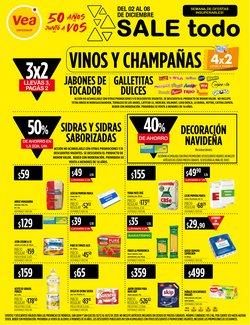 Ofertas de Hiper-Supermercados en el catálogo de Supermercados Vea en San Luis ( 3 días más )