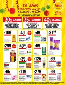 Catálogo Supermercados Vea en San Rafael (Mendoza) ( Caducado )