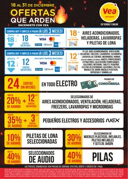 Catálogo Supermercados Vea en Córdoba ( Caducado )