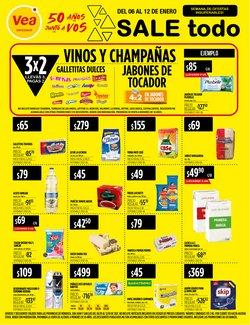Catálogo Supermercados Vea en San Luis ( Caducado )