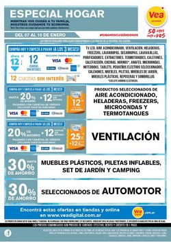 Catálogo Supermercados Vea en Gualeguaychú ( Caducado )