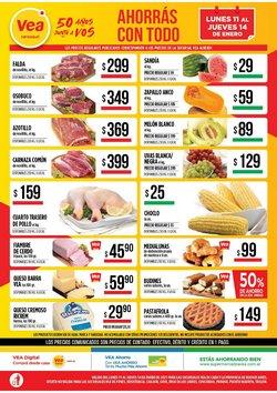 Catálogo Supermercados Vea en Villa Devoto ( Caducado )
