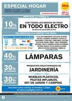Ofertas de Hiper-Supermercados en el catálogo de Supermercados Vea en Neuquén ( 2 días más )