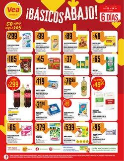 Catálogo Supermercados Vea en San Luis ( Más de un mes )
