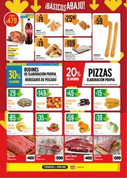 Ofertas de Pizza en Supermercados Vea