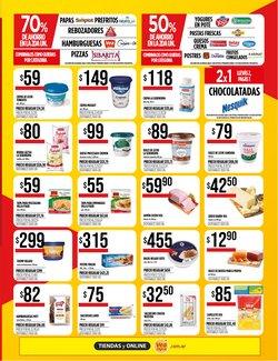 Ofertas de Salchichas en Supermercados Vea