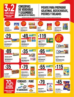 Ofertas de Legumbres en Supermercados Vea