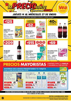 Catálogo Supermercados Vea en Monte Grande (Buenos Aires) ( Caduca hoy )