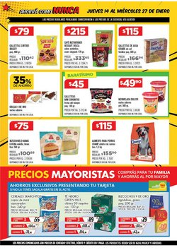 Ofertas de Pedigree en Supermercados Vea