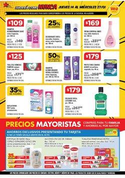 Ofertas de Perfumería en Supermercados Vea