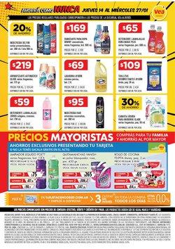 Ofertas de Lejía en Supermercados Vea