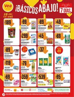 Ofertas de Hiper-Supermercados en el catálogo de Supermercados Vea en La Rioja ( 2 días más )