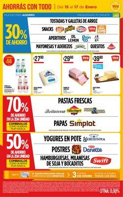 Ofertas de Huevos y lácteos en Supermercados Vea