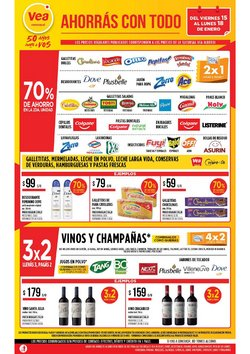 Ofertas de Hiper-Supermercados en el catálogo de Supermercados Vea en Pilar (Buenos Aires) ( Caduca mañana )