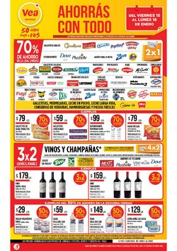 Ofertas de Hiper-Supermercados en el catálogo de Supermercados Vea en San Martín ( 2 días más )