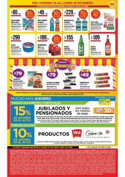 Ofertas de Hamburguesas en Supermercados Vea
