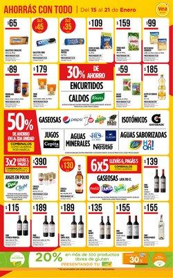 Ofertas de Andes en Supermercados Vea