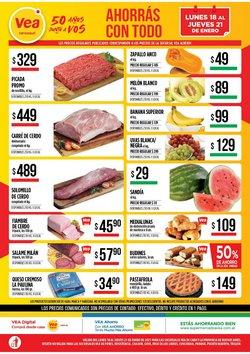 Ofertas de Zapallo en Supermercados Vea