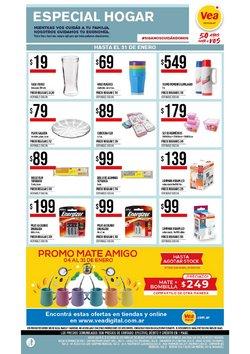 Ofertas de Hiper-Supermercados en el catálogo de Supermercados Vea en San Rafael (Mendoza) ( 3 días publicado )
