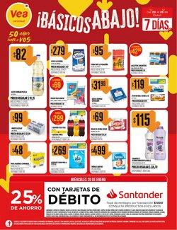 Catálogo Supermercados Vea en San Luis ( 2 días más )