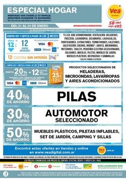 Catálogo Supermercados Vea en San Isidro (Buenos Aires) ( 2 días más )