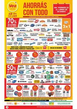 Ofertas de Hiper-Supermercados en el catálogo de Supermercados Vea en Bahía Blanca ( 2 días más )