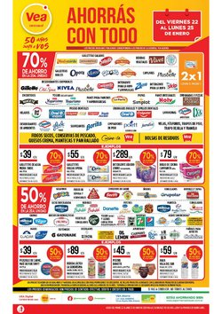 Ofertas de Hiper-Supermercados en el catálogo de Supermercados Vea en Villa Ballester ( 2 días más )