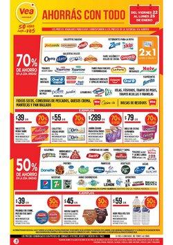Ofertas de Hiper-Supermercados en el catálogo de Supermercados Vea en Rosario ( Caduca mañana )