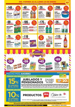 Ofertas de Tofi en Supermercados Vea