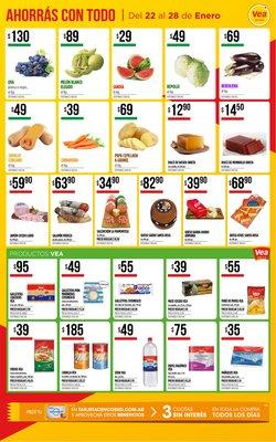 Ofertas de Sopas, caldos y purés en Supermercados Vea