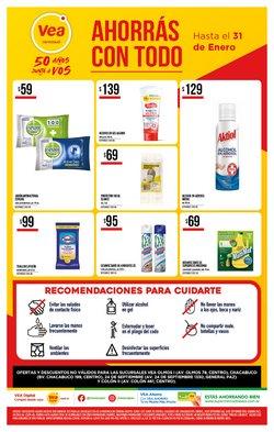 Catálogo Supermercados Vea ( 2 días publicado )